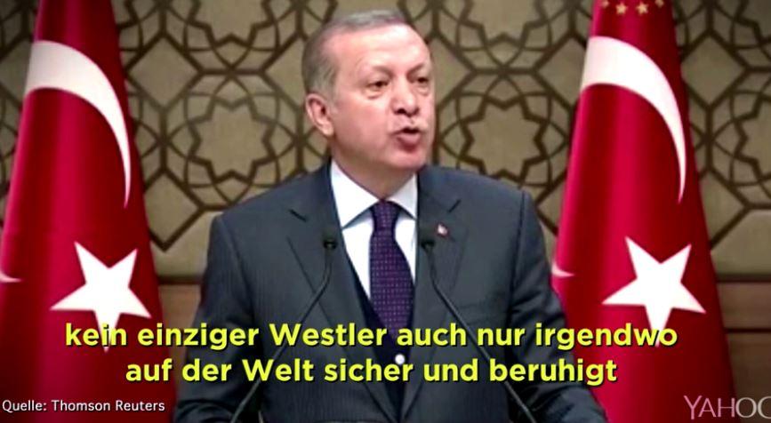 Erdogan-Terrorist-Wagenkn